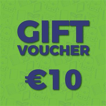 €10 Gift Voucher (Online)