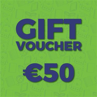 €50 Gift Voucher (Online)