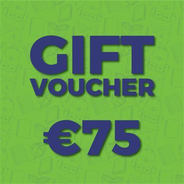 €75 Gift Voucher (Online)