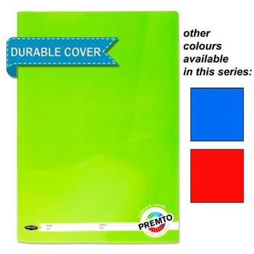 A4 160Pg Durable Cover Manuscript Book