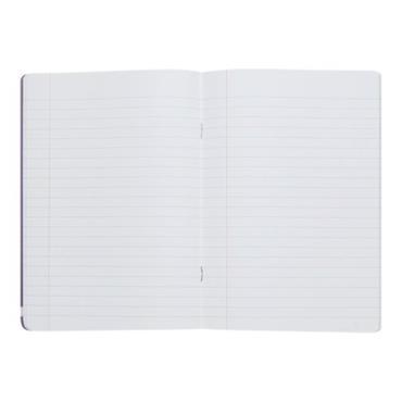Premto A5 80pg Durable Cover Notebook