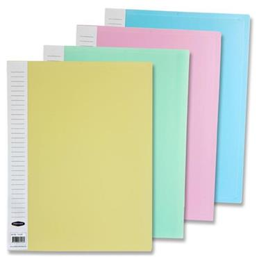 Premto Pastel A4 40 Pocket Display book
