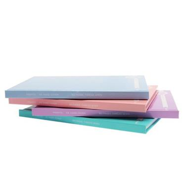 Premto A5 Pastel Hardcover Notebook