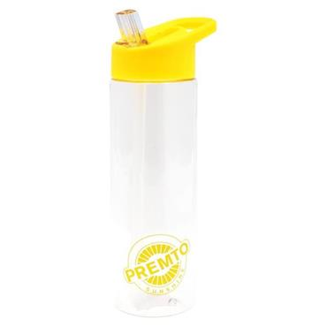 Premto 700ml Tritan Bottle Clear