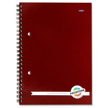 Premto A5 160pg Wiro Notebook