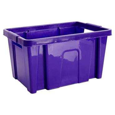 Premier Universal 371x260x140mm Heavy Duty Stackable Tub