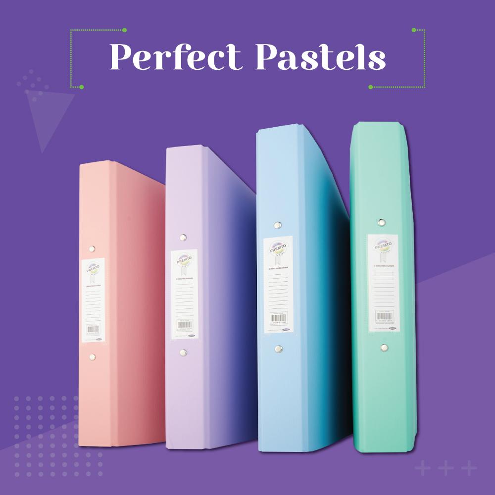 Perfect Pastels | Writeaway.ie