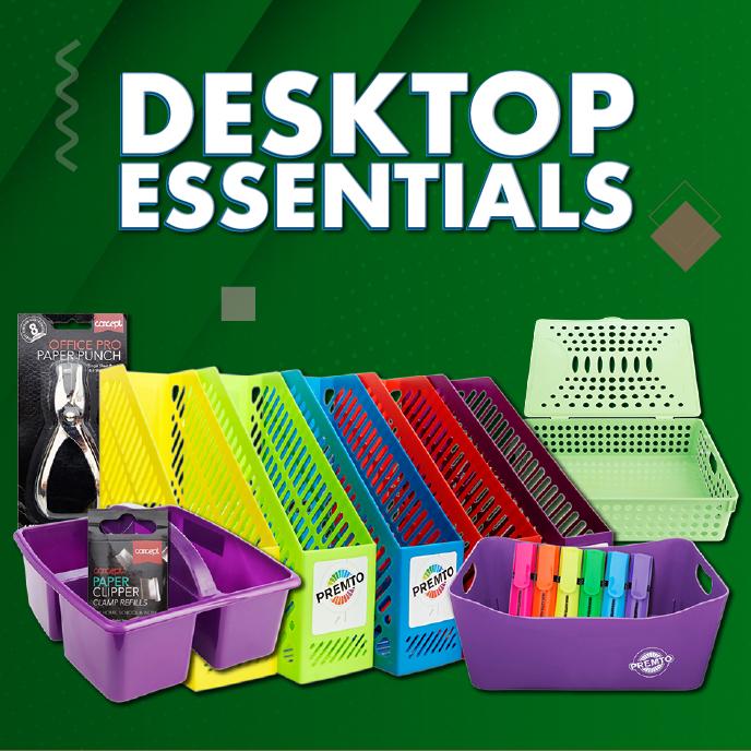 Desktop Essentials | Writeaway.ie