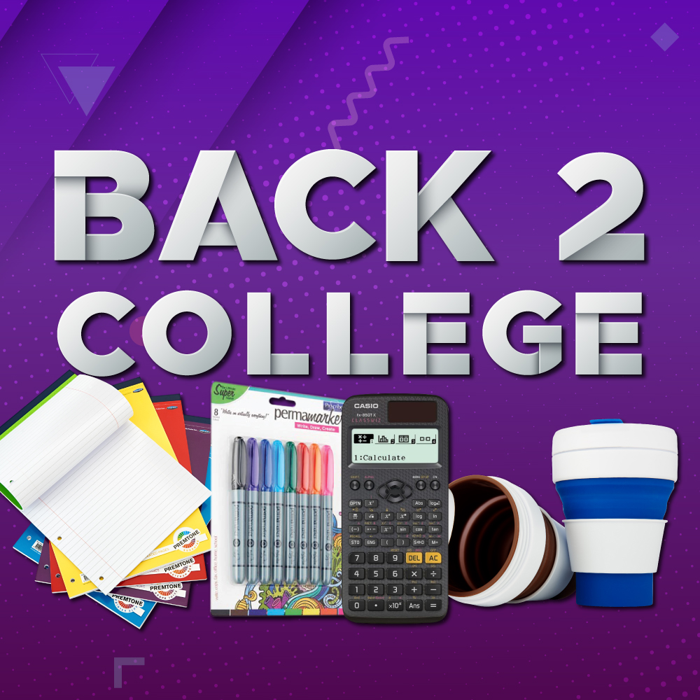Back to College value  | Back 2 College | Writeaway.ie
