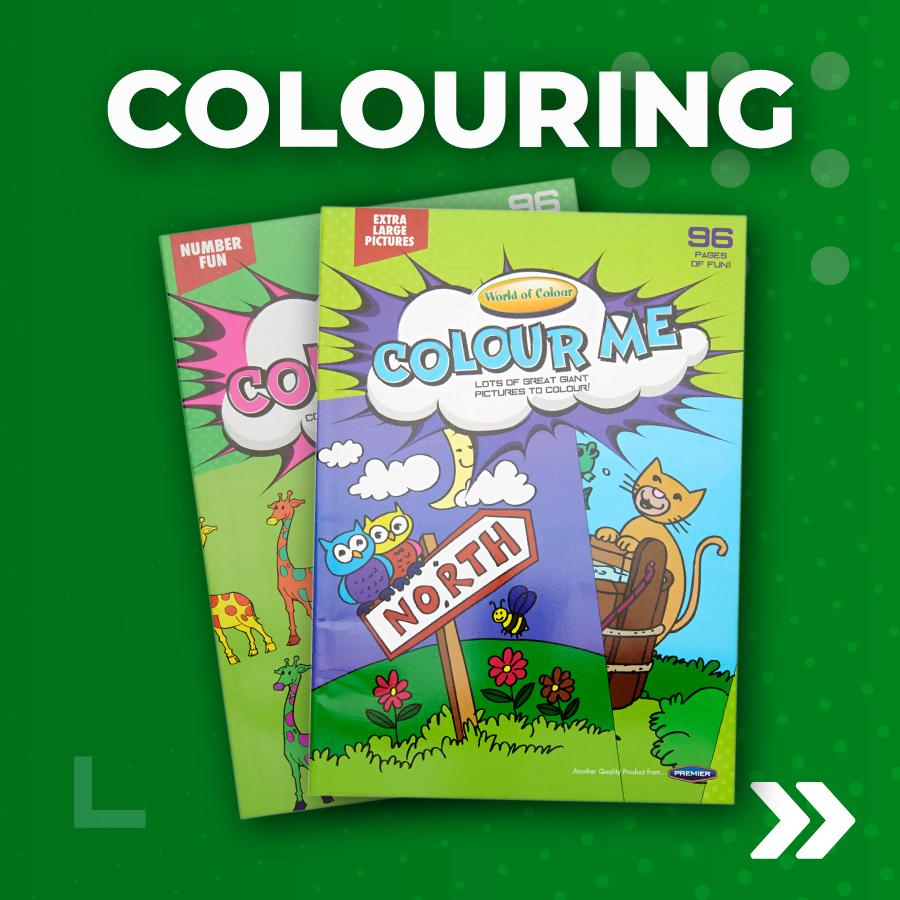 Colouring | Writeaway.ie