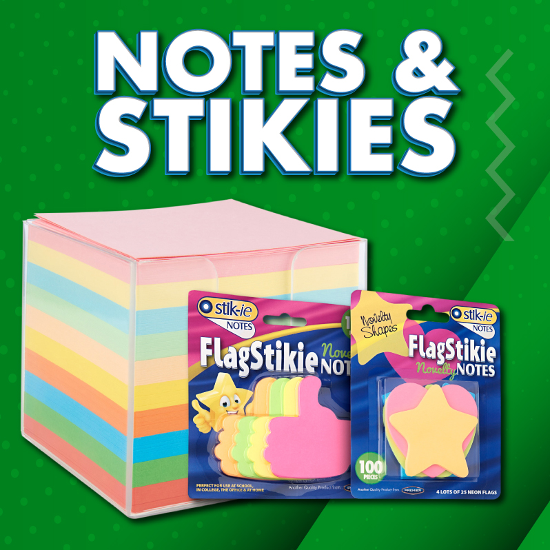 Notes and Stickies | Writeaway.ie