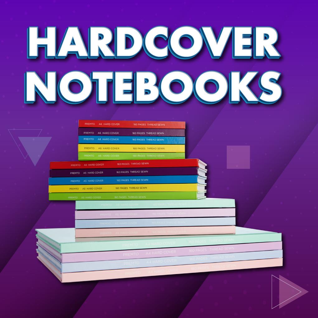 Hardcover Notebooks | writeaway.ie