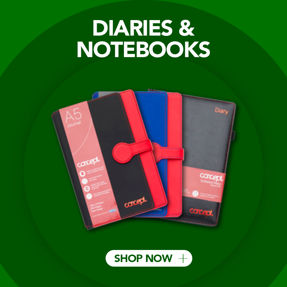 Diaries and Notebooks | Writeaway.ie
