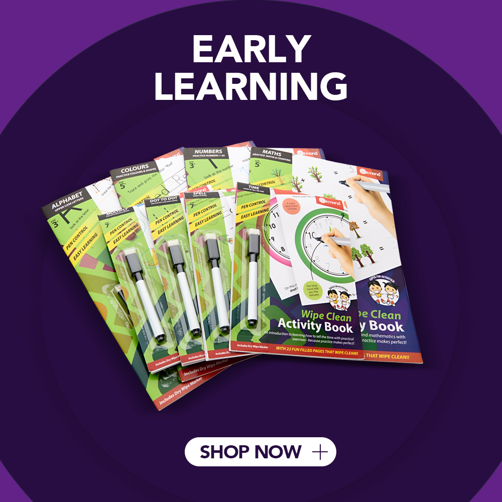 Early Learning | Writaway.ie
