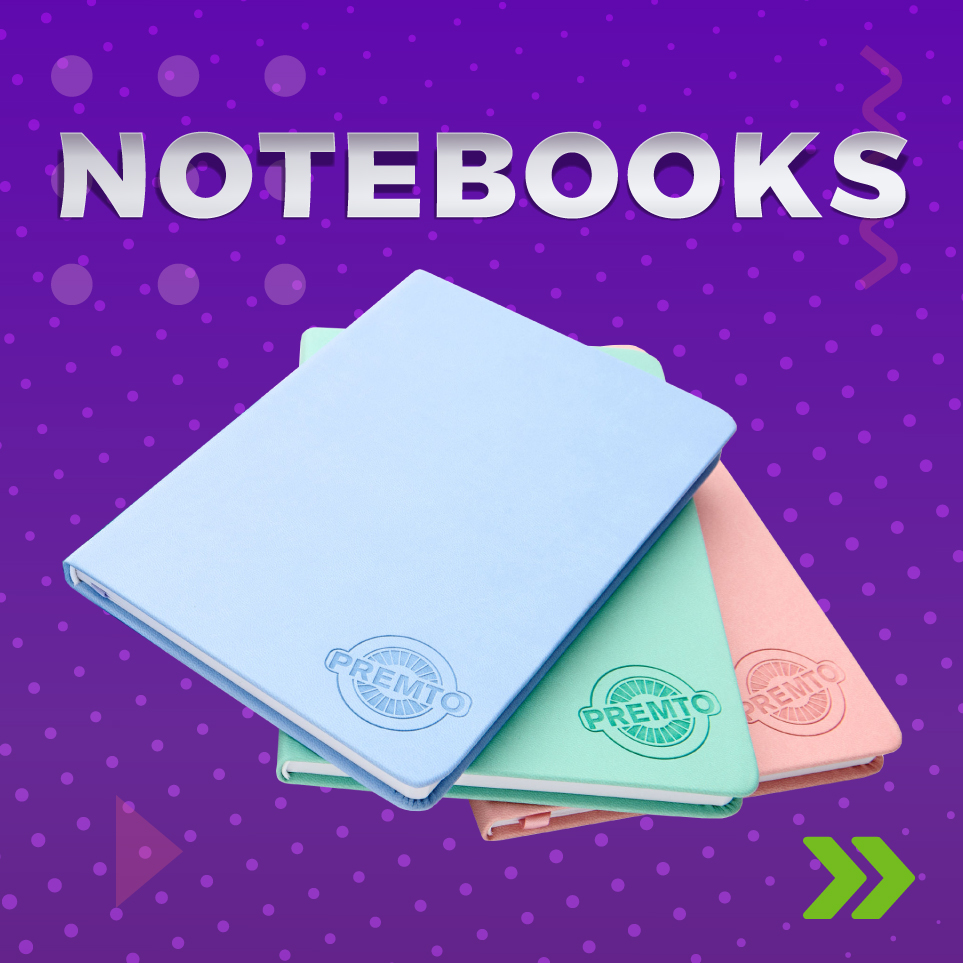 Notebooks | Back 2 College | Writeaway.ie
