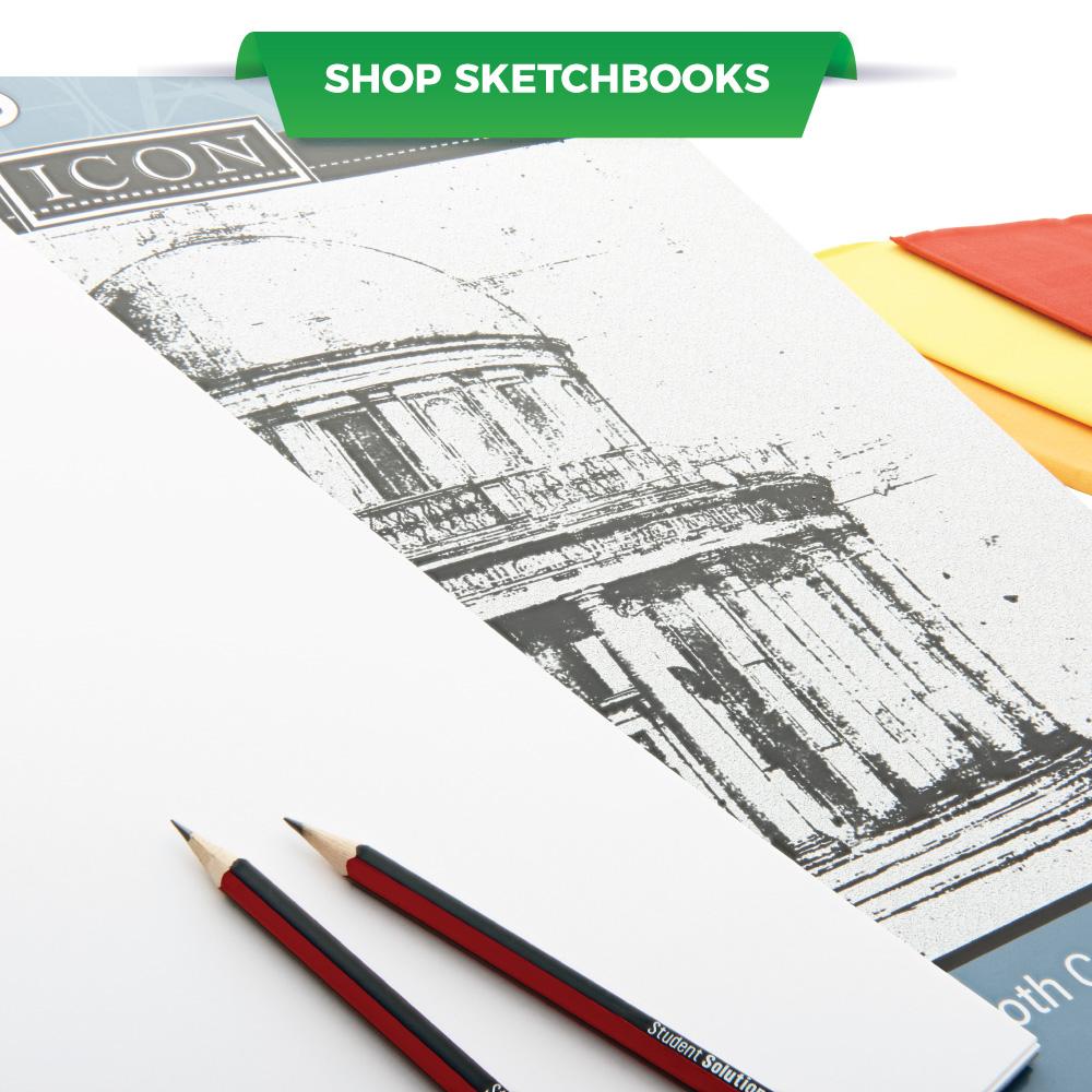 Shop Sketchbooks | Writeaway.ie Stationery Cork