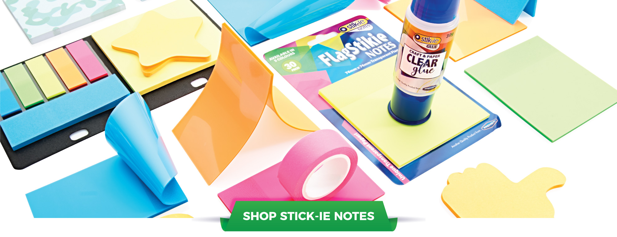Shop Sticky Notes | Writeaway.ie Stationery Cork