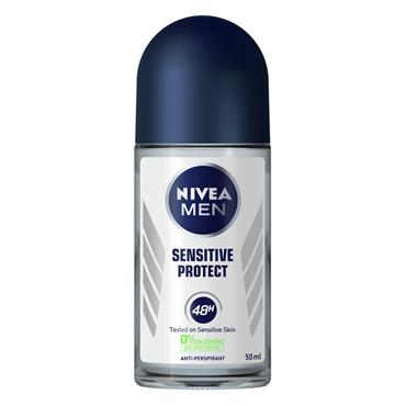 NIVEA SENSITIVE MEN ROLL ON
