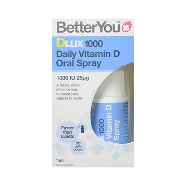 BETTER YOU DLUX VIT D 1000 SPRAY