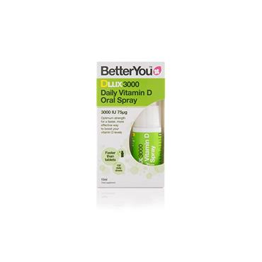 BETTER YOU - DLUX 3000 DAILY ORAL VITAMIN D