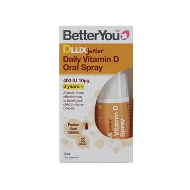 BETTER YOU DLUX JUNIOR VIT D SPRAY
