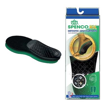 SPENCO ORTHO ARCH SUPPORT 3/4 SIZE