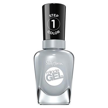SALLY HANSEN MIRACLE GEL GREY 260