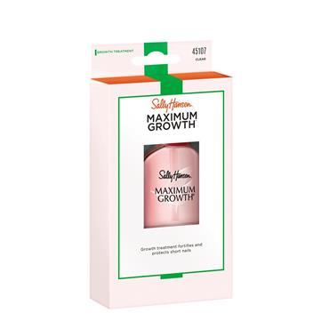 SALLY HANSEN MAXIMUM GROWTH RELAUNC