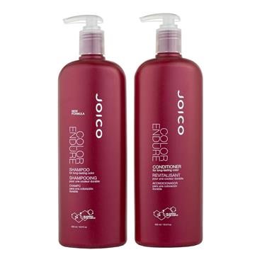 JOICO COLOR ENDURE SHAMPOO/COND