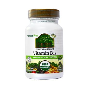 NATURESPLUS VITAMIN B12 60 CAPS