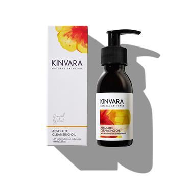KINVARA CLEANSING OIL WITH WATERMELON & CEDARWOOD 100ML