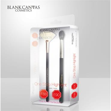 BLANK CANVAS ONE STOP HIGHLIGHT SET