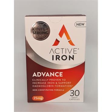 ACTIVE IRON ADVANCE 30 CAPSULES