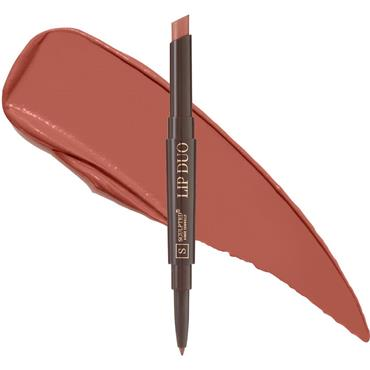 AIMEE CONNOLLY SCULPTED LIP DUO UNDRESSED BARE