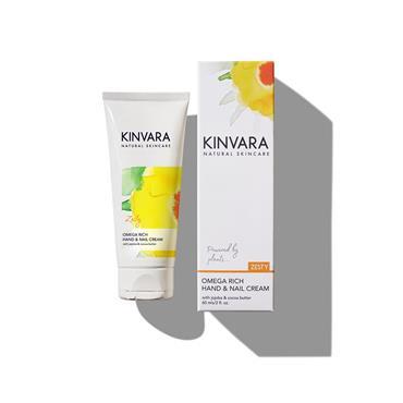 KINVARA HAND & NAIL CREAM WITH JOJOBA & COCOA BUTTER