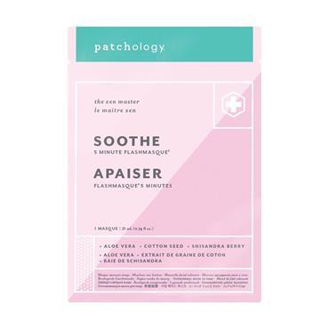 PATCHOLOGY flashmasque soothe sheet mask single