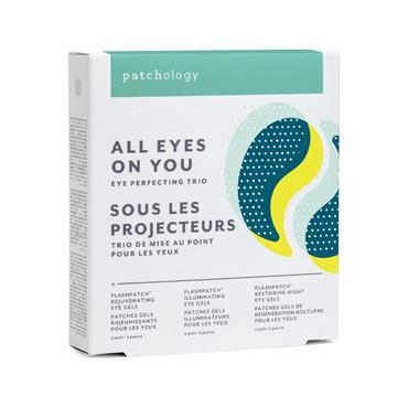 PATCHOLOGY ALL EYES ON YOU EYE PERFECTING TRIO