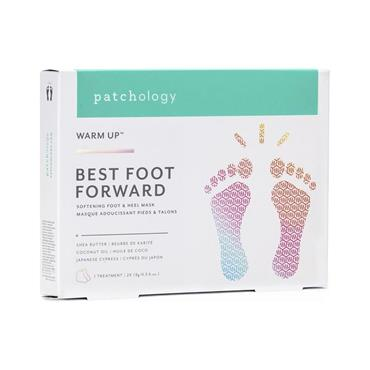 PATCHOLOGY WARM UP FOOT MASK pair