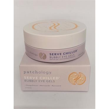 PATCHOLOGY SERVE CHILLED BUBBLY EYE GELS 15 PAIRS
