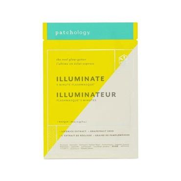 PATCHOLOGY FLASHMASQUE ILLUMINATE mask single