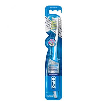 ORAL B ANTIPLAQUE MEDIUM BRUSH