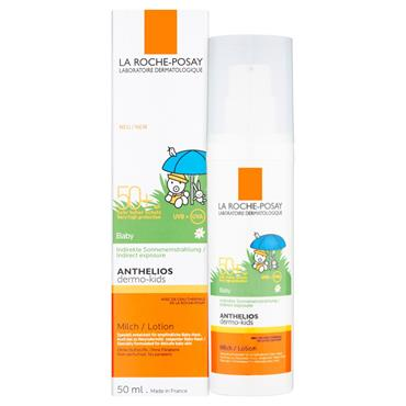 LRP ANTHELIOS BABY LOTION F50+