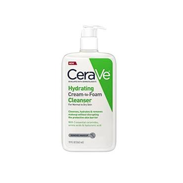 CERAVE HYDRATING CREAM TO FOAM 236M