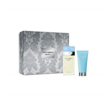 D AND G LIGHT BLUE SET WOMEN