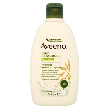 AVEENO DAILY BODY WASH