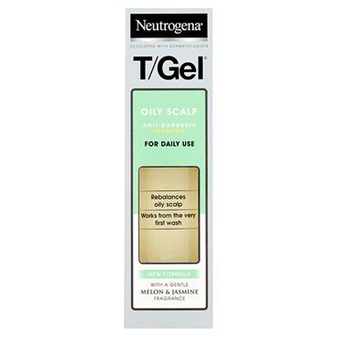 NEUTROGENA T/GEL OILY SCALP SHAMPOO