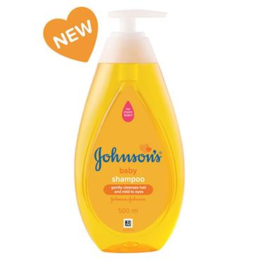 JOHNSONS BABY SHAMPOO REGULAR