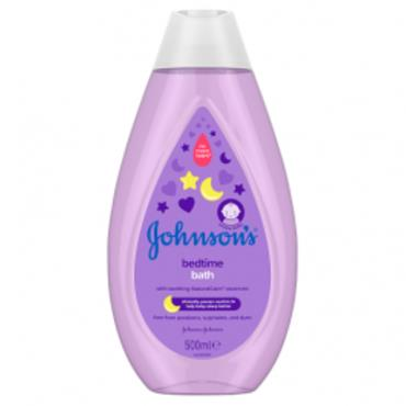 JOHNSONS BEDTIME BATH