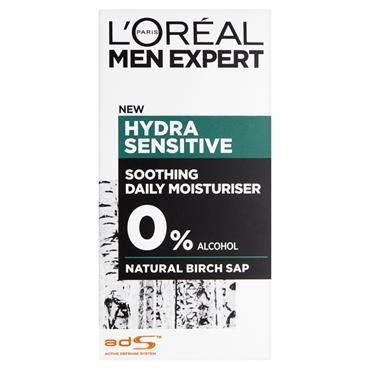 LOREAL MEN EXPERT DAILY MOISTURISER HYDRA SENSITIVE 50ML