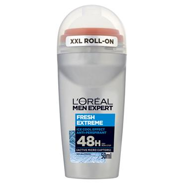 L OREAL MEN EXPERT FRESH EX ROLL ON